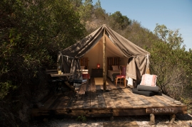 Romantic Mountain Tent
